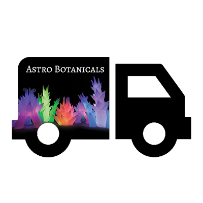 Delivery & Retrieval by <br>Astro Botanicals <br>(Only in SF Bay Area)
